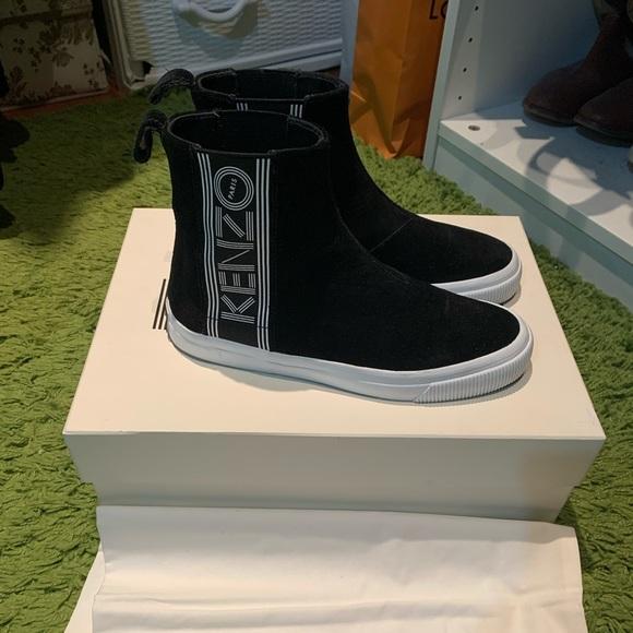 Kenzo women's high top sneaker